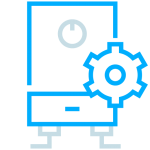 boiler servicing icon